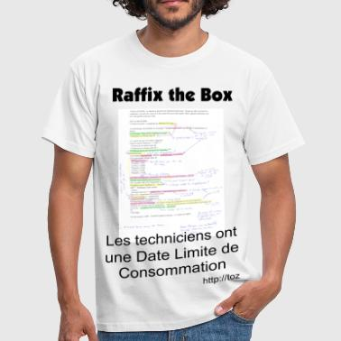 Raffix the box - T-shirt Homme