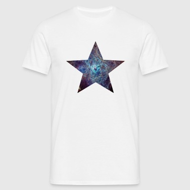 Cosmos star - Men's T-Shirt