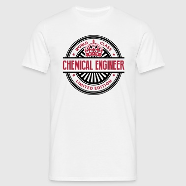 World class chemical engineer limited ed - Men's T-Shirt