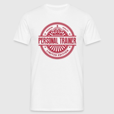 Limited edition personal trainer premium - Men's T-Shirt