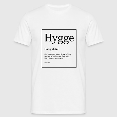 hygge - Men's T-Shirt