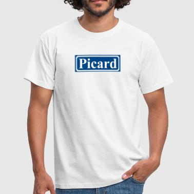 Picard 2 - T-shirt Homme