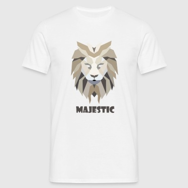 the majestic - Männer T-Shirt