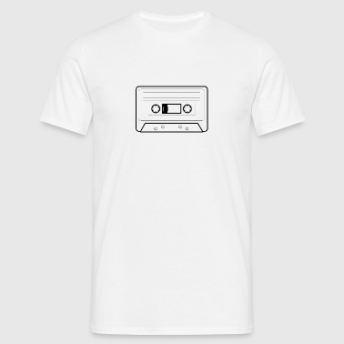 Tape deck - Men's T-Shirt