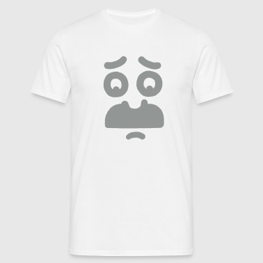 Helmi the Face  – Nr. 10 - Männer T-Shirt