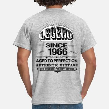 1966 Legend LEGEND SINCE 1966 - Men's T-Shirt