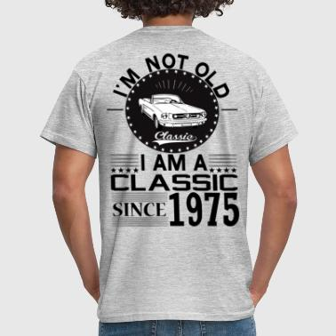 Classic since 1975 - Men's T-Shirt