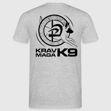 Krav Maga K9 - Men's T-Shirt