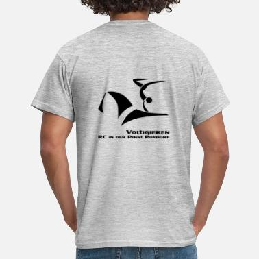 Fan and Trainingskleidung_Logo black - Camiseta hombre