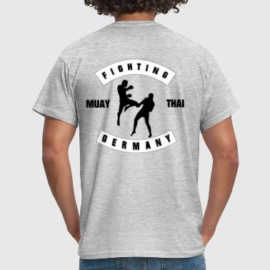 Germany Fighting - Männer T-Shirt