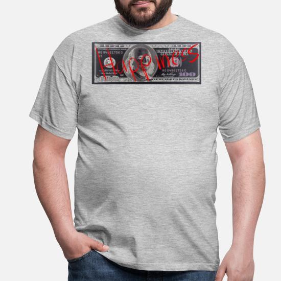 Alt det fantastiske ingen lykkelig mann rød t skjorter