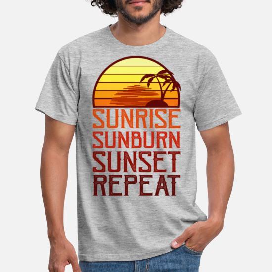 solbrent t skjorte