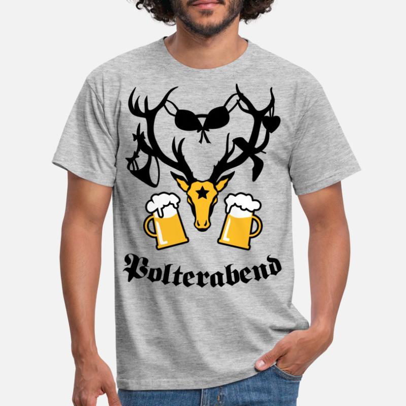 T Shirt Polterabend