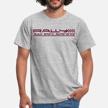 Rallye Rally Auto Sport experience - T-shirt Homme