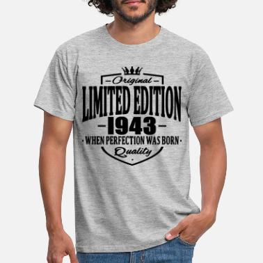 1943 Limited edition 1943 - Mannen T-shirt