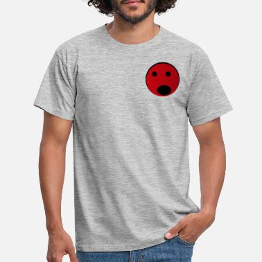 theredsmiley - T-shirt Homme