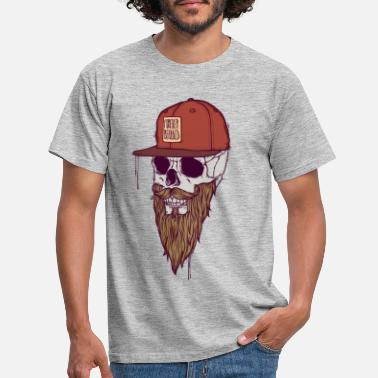 Breitbart FOREVER BEARDED - Men's T-Shirt
