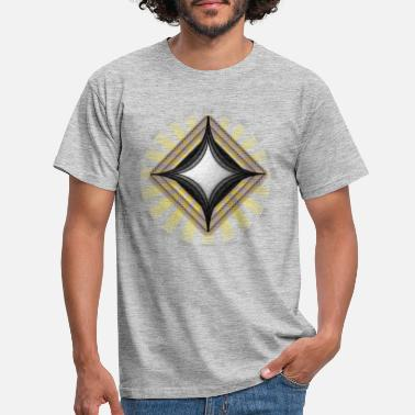 4 Star 4 points - Men's T-Shirt
