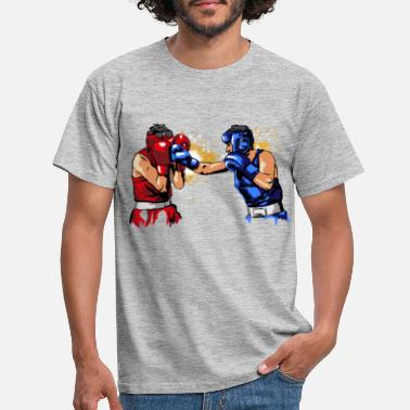 Boxing boxing - Men's T-Shirt