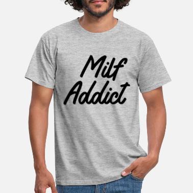 La pêche pour Homme T shirt MILF Homme I LOVE Pêche Anniversaire Idée Cadeau Fête Pères