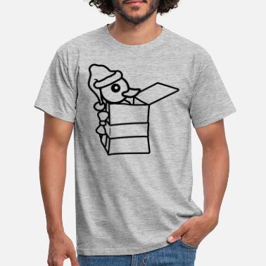 Bestill Emballasje Pakke T skjorter på nett   Spreadshirt