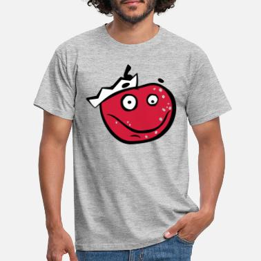 Apple King The Red - Men's T-Shirt