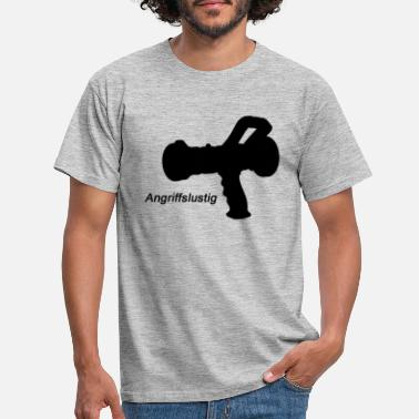 Agressif agressif - T-shirt Homme