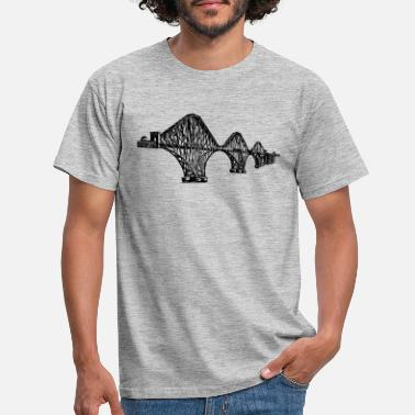Edinburgh Edinburgh Forthbridge Scotland - Men's T-Shirt