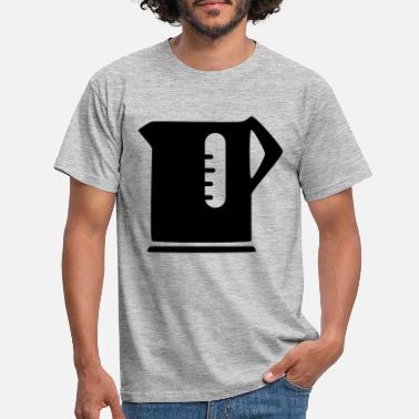 Utensil kettle boiler - Men's T-Shirt