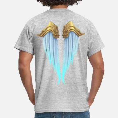 Wings Invisible Wings x Bastion - Männer T-Shirt