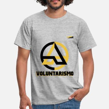 Anarquismo anarcho capitalism anarchism mutualism es - Camiseta hombre