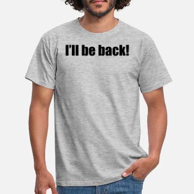 Tops, T Shirts & Hemden Life is Pain Then You Die Herren T