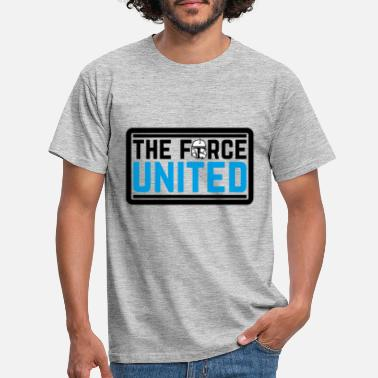 The Force The Force United - Maglietta uomo