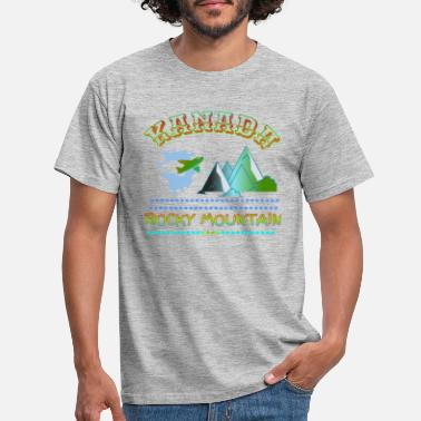 Rocky Mountains Rocky Mountain - T-shirt herr