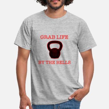 b03c7fd63c26a Shop Kettlebell T-Shirts online | Spreadshirt