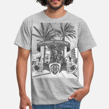 Arenal Arenal - Playa - Men's T-Shirt