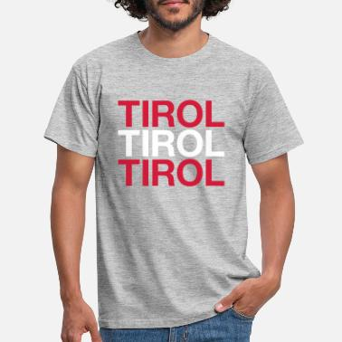 Tirol TIROL - Men's T-Shirt