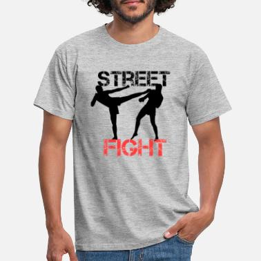 Street Fight Street fight - Men's T-Shirt