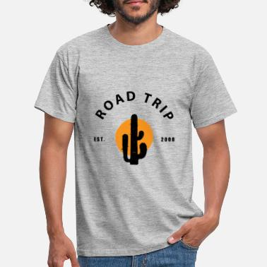 Trip Road trip - Men's T-Shirt