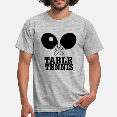Table tennis de table - T-shirt Homme