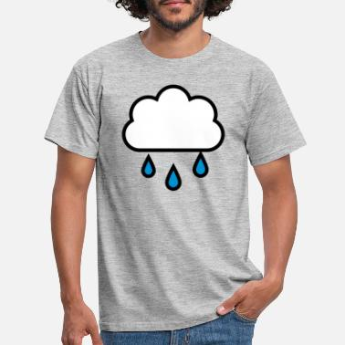Rain Cloud rain cloud - Men's T-Shirt