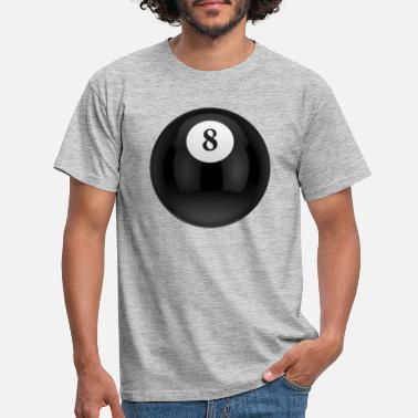 8 Ball 8 Ball - Men's T-Shirt