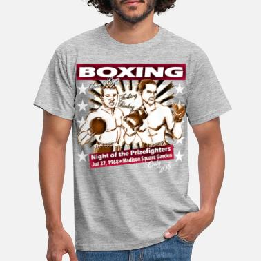 Club Prizefighter2 - Mannen T-shirt