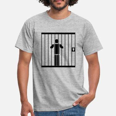 Prison In Prison - Men's T-Shirt