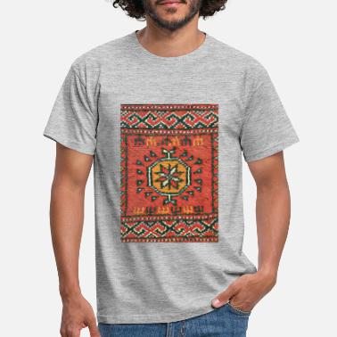 Central Asia Turkmen rang - Men's T-Shirt