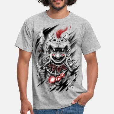 Mario Wild Warrior - Männer T-Shirt