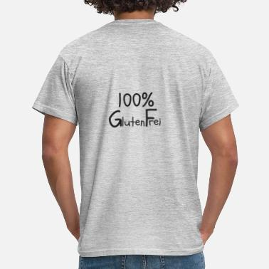 Celiac 100% gluten free | celiac Disease - Men's T-Shirt