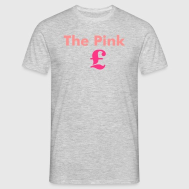 The Pink Pound - Men's T-Shirt