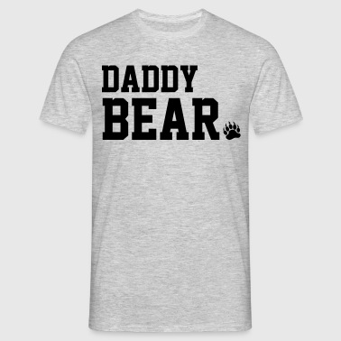 daddy_bear - Men's T-Shirt