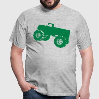 Monstertruck - Männer T-Shirt